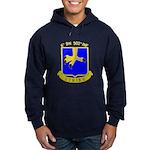 BBDE 6/502nd Infantry Hoodie (dark)