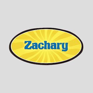 Zachary Sunburst Patch