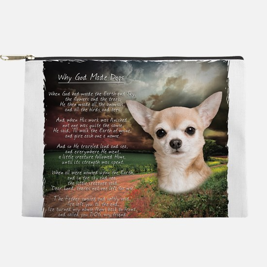 godmadedogs.png Makeup Pouch