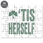 Tis Herself Puzzle
