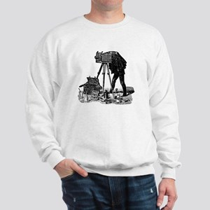 Vintage Photographer Sweatshirt