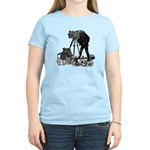 Vintage Photographer Women's Light T-Shirt
