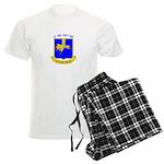 BBDE 6/502nd Infantry Men's Light Pajamas