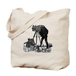 Vintage Photographer Tote Bag