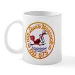 USS LEWIS HANCOCK Mug