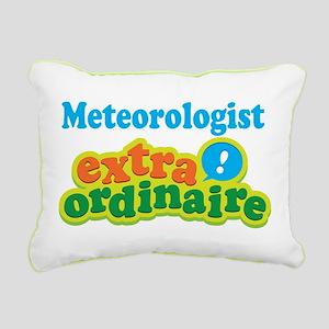Meteorologist Extraordinaire Rectangular Canvas Pi