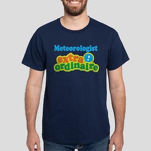 Meteorologist Extraordinaire Dark T-Shirt