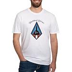 Blackbird Driver Fitted T-Shirt
