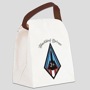 Blackbird Driver Canvas Lunch Bag