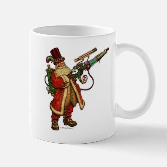 Steampunk Santa Mug