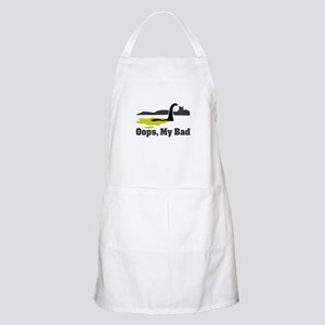 Oops, My Bad Apron