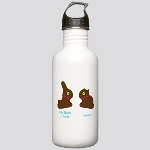 Chocolate BunniesFunny Stainless Water Bottle