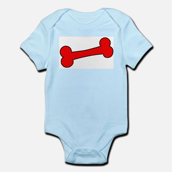 Red Bone... Infant Bodysuit