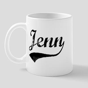 Vintage: Jenn Mug