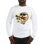 Hawaiian Pizza Long Sleeve T-Shirt