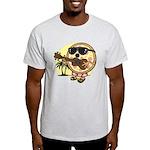 Hawaiian Pizza Light T-Shirt