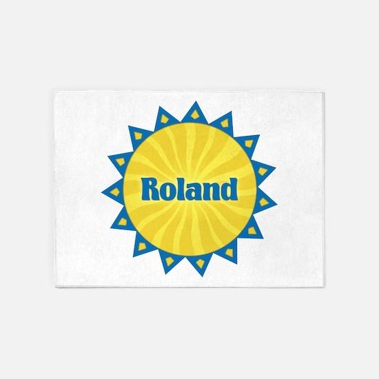 Roland Sunburst 5'x7' Area Rug