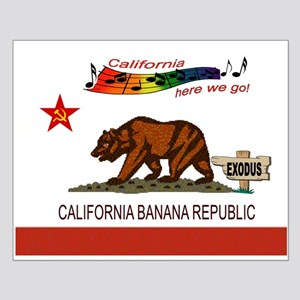 CALIFORNIA Small Poster
