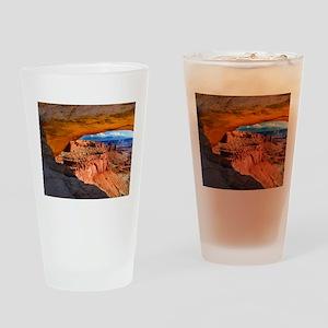 Mesa Arch Drinking Glass