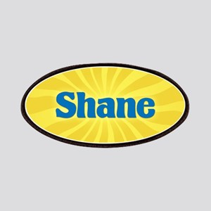 Shane Sunburst Patch