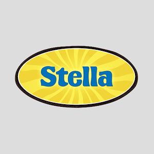 Stella Sunburst Patch