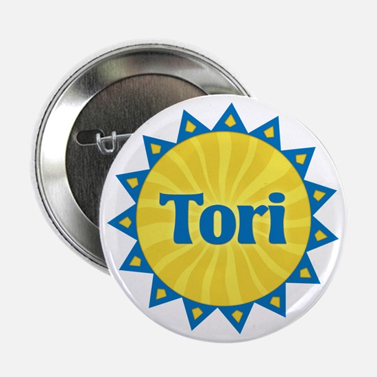 Tori Sunburst Button