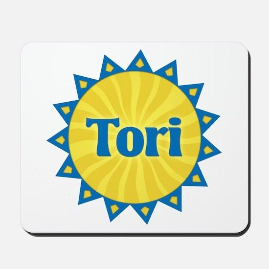 Tori Sunburst Mousepad