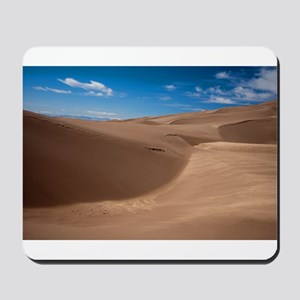 Colorado Sand Dunes Mousepad