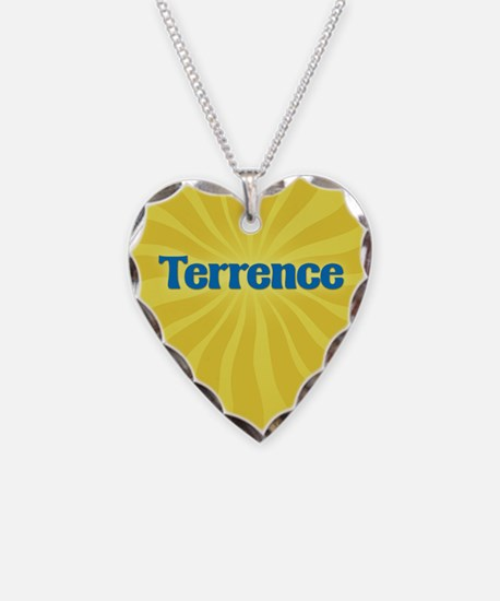 Terrence Sunburst Necklace