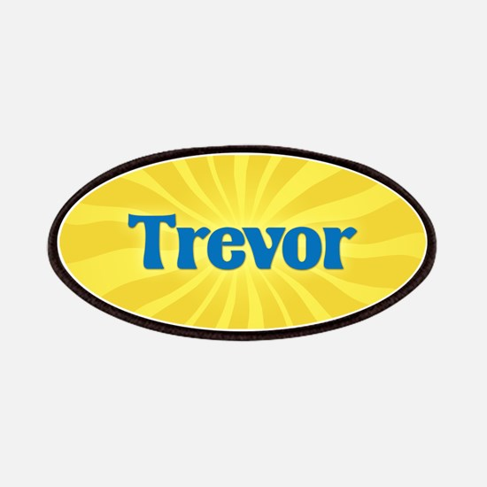 Trevor Sunburst Patch