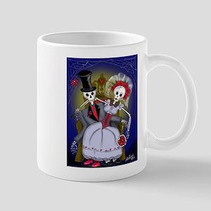 Muertos Bride and Groom Mug