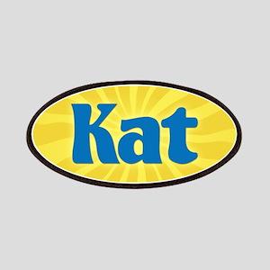 Kat Sunburst Patch