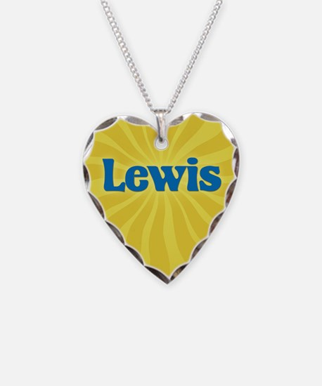 Lewis Sunburst Necklace