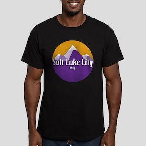 SLC Design Men's Fitted T-Shirt (dark)