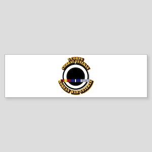 Army - I Corps w Korean Svc Sticker (Bumper)