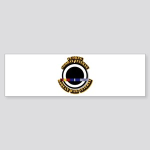 Army - I Corps w Korean Svc Sticker (Bumper)