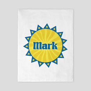 Mark Sunburst Twin Duvet