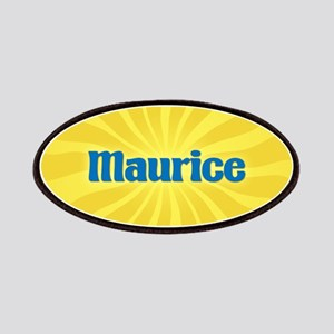 Maurice Sunburst Patch