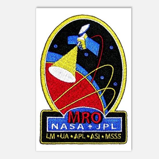 Mars Reconnaissance Orbiter Postcards (Package of