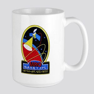 Mars Reconnaissance Orbiter Large Mug