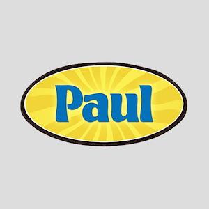 Paul Sunburst Patch