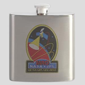 Mars Reconnaissance Orbiter Flask