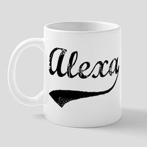 Vintage: Alexa Mug