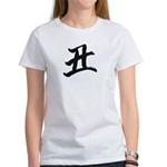 Year of the Ox Kanji Women's T-Shirt