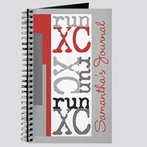 Customize XC Cross Country Journal