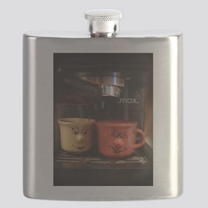 Cheerful cups Flask
