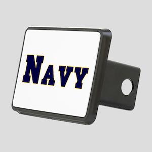 Navy Rectangular Hitch Cover
