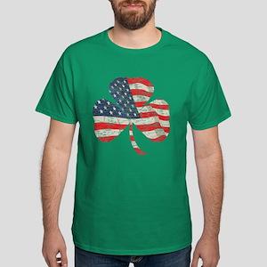 Irish-American Green T-Shirt