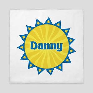 Danny Sunburst Queen Duvet