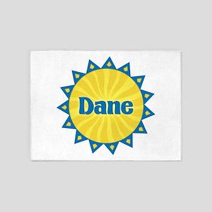 Dane Sunburst 5'x7' Area Rug